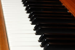 Classic Piano Royalty Free Stock Image