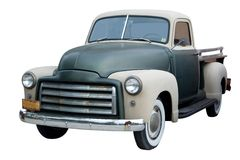 Classic Pickup Truck Royalty Free Stock Image