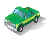 Classic pickup truck.  vector illustration. Pickup truck. Classic truck.  . Vector illustration eps 10 Stock Photos
