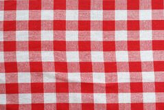 Classic picnic cloth. Background texture Stock Image