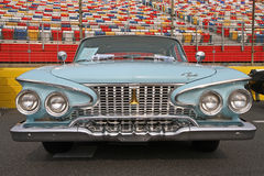 Classic Plymouth Automobile Royalty Free Stock Images
