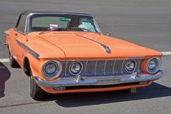 Classic Plymouth Fury Automobile Stock Photo
