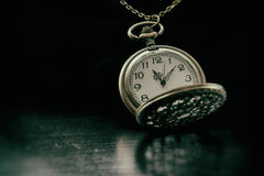 Classic Pocket Watch Stock Image