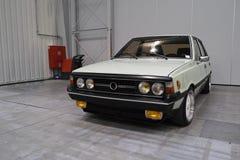 Classic polish car Stock Photo