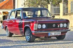 Classic Polish Car Royalty Free Stock Photos