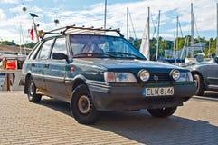 Classic Polish Car Stock Photos