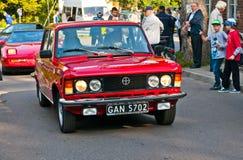 Classic Polish car Polski Fiat 125p Stock Photos