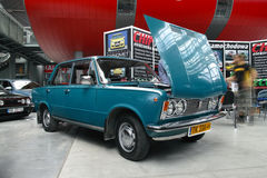 Classic polish car Royalty Free Stock Photo