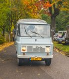 Classic Polish small truck Star Zuk royalty free stock image