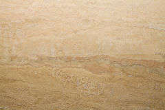 Classic polished travertine Stock Photos