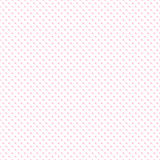 Classic polka dot pattern. In modern style. Pink shades Royalty Free Stock Photo