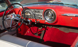 Classic Pontiac Automobile Stock Photography