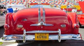 Classic 1953 Pontiac Automobile Royalty Free Stock Photos