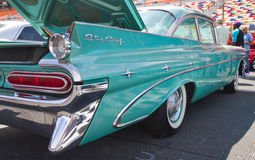 Classic 1959 Pontiac Automobile Stock Photography