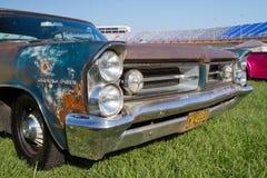 Classic 1963 Pontiac Automobile Stock Images