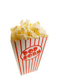 Classic popcorn Royalty Free Stock Images