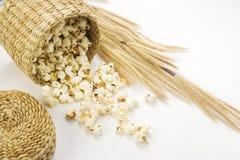 Classic popcorn Royalty Free Stock Photo