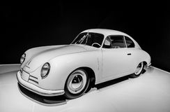 Classic Porsche Royalty Free Stock Images