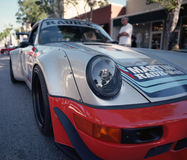 Classic Porsche 911 at a car show Royalty Free Stock Photography