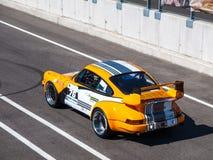 Classic Porsche 911 race car Royalty Free Stock Photos