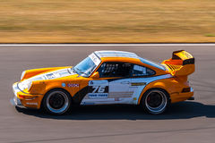 Classic Porsche 911 race car Royalty Free Stock Image