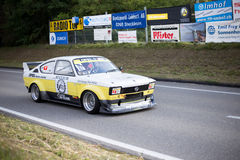 Classic Racecar Royalty Free Stock Photography