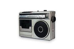 Classic radio Royalty Free Stock Images