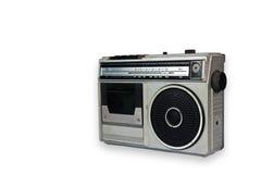 Classic radio Stock Image