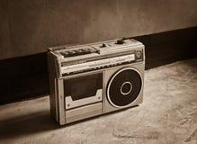 Classic radio Stock Photos