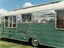 Classic recreational vehicle stock photos