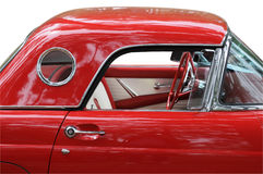 Classic Red Car Stock Images