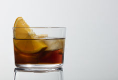 Classic red vermouth Stock Photos