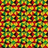 Classic reggae color music background. Stock Photos