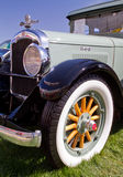 Classic 1928 REO Automobile Royalty Free Stock Photo