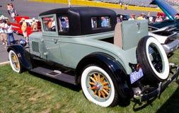 Classic 1928 REO Automobile Stock Image