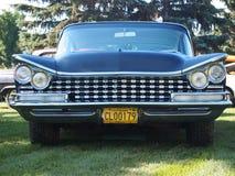 Classic restaurado Buick Le SABRE White Buick Imagenes de archivo