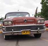 Classic Restored 1958 Buick Stock Images