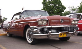 Classic Restored 1958 Buick Royalty Free Stock Photography