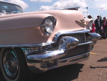 Classic Restored Cadillac Sedan De Ville Stock Photography