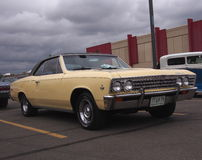 Classic Restored 1967 Chevrolet Chevelle Stock Image
