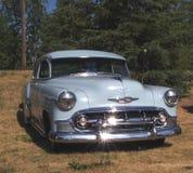 Classic Restored Chevrolet Sedan Stock Photos