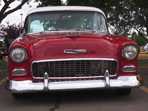 Classic Restored Chevrolet Sedan Royalty Free Stock Image