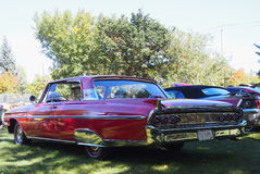 Classic Restored Red Mercury Royalty Free Stock Photography
