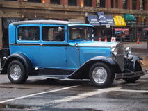 Classic Restored 1920's Car Royalty Free Stock Photos