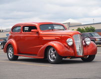 Classic Restored 1930s Sedan Royalty Free Stock Images