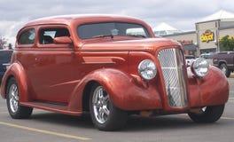 Classic Restored 1930s Sedan Royalty Free Stock Photography