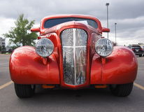 Classic Restored 1930s Sedan Stock Images