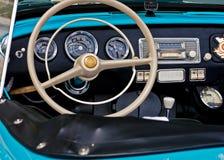 Classic retro car Stock Image