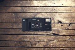 Classic retro style camera