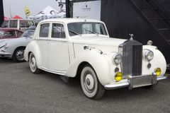 Classic Rolls Royce Royalty Free Stock Image